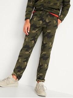 Dynamic Fleece Straight-Leg Sweatpants for Men