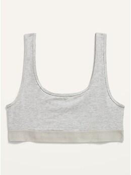 Supima® Cotton-Blend Bralette Top for Women