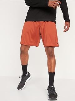 Go-Dry Side-Stripe Shorts for Men - 9-inch inseam