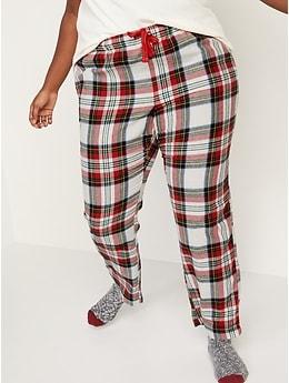 Pantalon de pyjama à taille mi-basse pour Femme