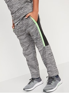 Techie Fleece Tapered Sweatpants For Boys
