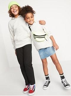 Gender-Neutral Pullover Hoodie for Kids